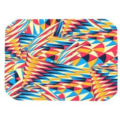 East Urban Home Danny Ivan 'Painting Life Abstract' Placemat