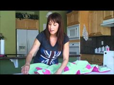 How to Sew a Double-Sided Fleece Blanket - Super Bond Girl® (SBG)