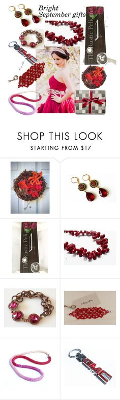 Bright September gifts by varivodamar on Polyvore featuring мода and modern