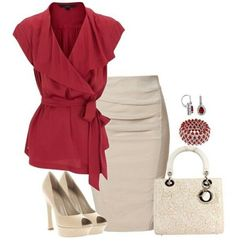Cute Meeting Outfit