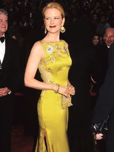 Image result for Nicole Kidman's Chinese-inspired gown in 1997
