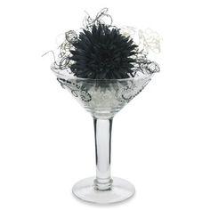 Martini Glass Arrangement, large