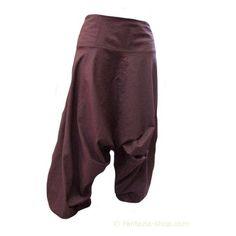 cool hippie clothes   EV 16 men bali sarouel trousers - Hippie baba cool clothing