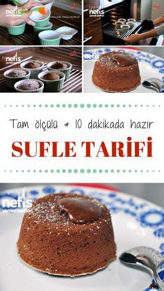 Cookie Desserts, Party Snacks, Desert Recipes, Food Presentation, Deserts, Muffin, Easy Meals, Food And Drink, Yummy Food