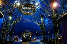 Cirque du Soleil - Amaluna: Scène sous le chapiteau © Pierre Rochon-Massicotte