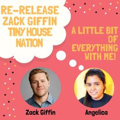 here's a re-release of my interview with Zack Giffin, I was super nervous and star-stuck. Zack is one of my favorite TV Carpenters so check it out! Tiny House Nation is now available on Nextflix and there on Season 2 already! Alicia Keys Music, Songs With A Message, Tiny House Nation, 90 Day Fiance, Copyright Music, Remembrance Day, Spotify Playlist, Karaoke, Check It Out
