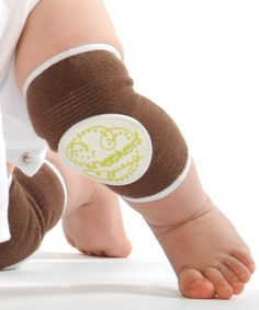 Periwinkle Little Monster Kneekers   Daily deals for moms, babies and kids