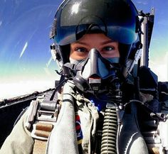 Jet Fighter Pilot, Air Fighter, Female Fighter, Fighter Jets, Military Women, Military Jets, Military Aircraft, Female Pilot, Female Soldier