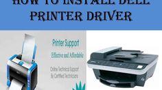 Dell printer installation
