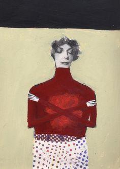 woman - katherine streeter