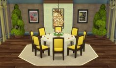 Star Pendant Light at Jool's Simming • Sims 4 Updates
