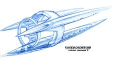 Here are more sketches and plans of future Vulcan ships from the Perpetual files! Aliens, Nave Star Wars, United Federation Of Planets, Star Trek Starships, Star Trek Universe, Star Trek Ships, Uss Enterprise, Robot Art, Spacecraft