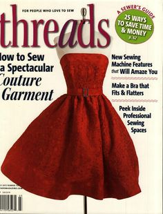 Threads magazine 159 march 2012