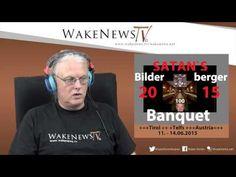 SATAN`s Bilderberger 2015 Banquet - Wake News Radio/TV 20150609
