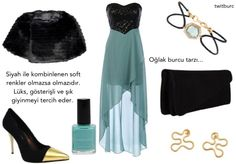 Oğlak burcu için stil önerisi/Outfit combine suggestions for Capricorn #zeynepturan #twitburc #style #fashion #combination #capricorn #astrology #oglak