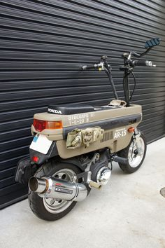 Honda Motocompo Customized