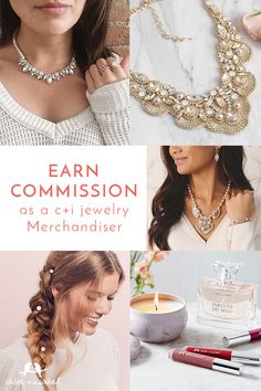 Do what you love, love what you do – launch your own fun + flexible #chloeandisabel jewelry business! As a Merchandiser, you'll receive 25-40% commission on all sales, exclusive perks + all the training + tools you need to reach your goals. Invest in your brighter future today + join our inspiring nationwide community!