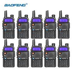 10 pack High Quality D-Sharp Earhook Earphone for Baofeng UV-82HP UV-82L BF-A5