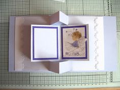 Blog Tonic: Double Pop Up Birthday Card - Edna