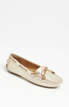 Clarks® Artisan Collection 'Dunbar Racer' Loafer (Online Exclusive) available at #Nordstromweddings, boating beach honeymoon