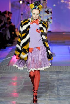 Meadham Kirchhoff Fall 2012 Ready-to-Wear - Collection - Gallery - Style.com