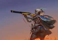 ArtStation - Aboriginal, 羅 光佑