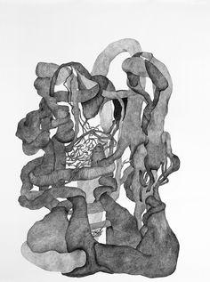 FLORANCE PLOJOUX Sans Titre, N°3 Drawing Board, Graphite, Fashion Art, San, Drawings, Illustration, Creative, Rust, Artist