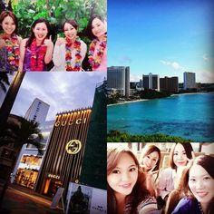 【kiy_wa_wa】さんのInstagramをピンしています。 《グアム旅行✨ 海外の海と空はめっちゃ綺麗だった❤️ 今の会社のみんなが大好きだ(*´꒳`*) また行きたい😍 #グアム #guam #海 #旅行 #travel #大好き #また行きたい》