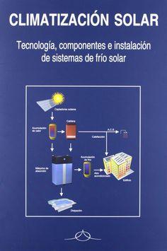 Climatización solar : tecnología, componentes e instalación de sistemas de frío solar / David Hernández García