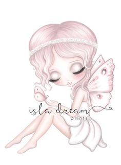 Grace the butterfly fairy print – Isla Dream Prints Unicorn Pictures, Unicorns And Mermaids, Butterfly Fairy, Unicorn Art, Baby Art, Kids Prints, Texture Art, Nursery Prints, Artist Art