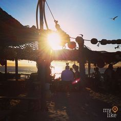 Get the best barbeque at Die Strandloper on the beach in Langebaan, 125 km up the west coast of Cape Town. With a wide variety of sea food and a bar, it's the perfect place to spend lunchtime. They have great, freshly prepared food and a relaxing atmosphere.