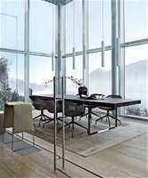 Table: ATHOS 2012 - Collection: B&B Italia - Design: Paolo Piva