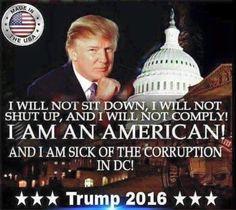 "TRUMP WORLD on Twitter: """"My superpac? The american people!"" @realDonaldTrump GO TRUMP! WE GOT YOUR BACK! #MakeAmericaGreatAgain #Trump2016"