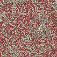 William Morris wallpaper - Indian