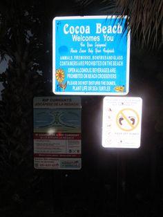 cocoa beach 2015