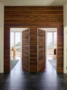 California Home Addition Featuring Shou Sugi Ban Siding