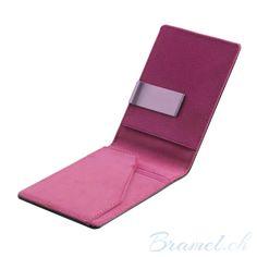 Portemonnaie mit Geldklammer in violett - http://bramel.ch/accessoires-shop/portemonnaie/portemonnaie-mit-geldklammer-in-violett/ http://bramel.ch/wp-content/uploads/2014/11/portemonnaie-mit-klammer-leder-violet.jpg