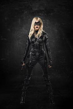 Arrow | Veja Katie Cassidy como a Canário Negro > Séries e TV | Omelete