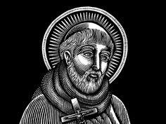 Image result for saint illustration
