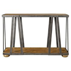 Uttermost Vladimir Console Table