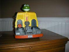 Teenage Mutant Ninja Turtles- Pizza Van Toy
