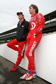 Dan Wheldon Photos: Indianapolis 500 Practice