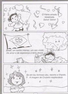 ESPAÇO EDUCAR: Hino Nacional Ilustrado.
