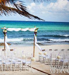 Cancun All Inclusive Stylish Weddings | Weddings Romantique