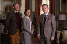 The Syndicate on Acorn TV: Imagine Downton Abbey If Downstairs Suddenly Got Rich