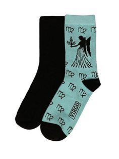 Women Socks Horoscope Gift Box (Virgo) European Famous Br...