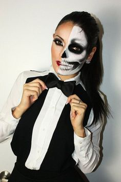 Horrible Halloween Costumes ideas for Adults and girls