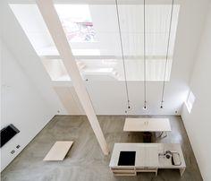 Jun Igarashi architects: house of trough