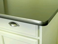 Stainless steel paint!! Awesome!