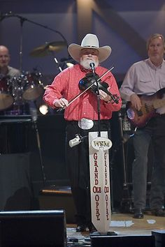 charlie at the grand ole opry